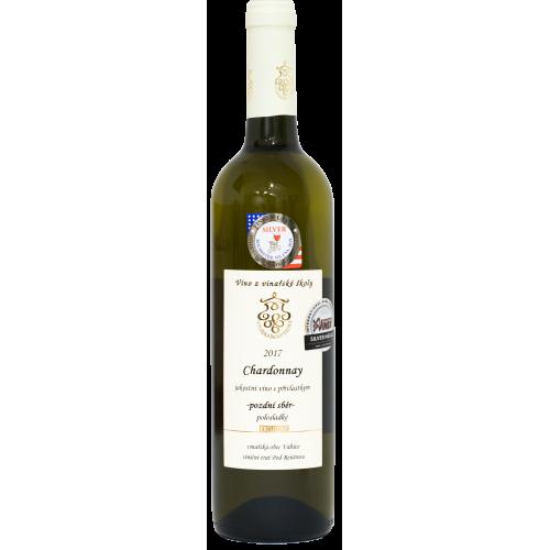 Chardonnay, SVŠ Valtice